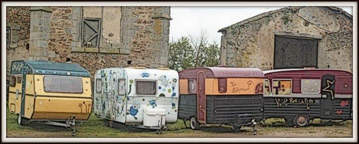 bandeau colportages 4 caravanes