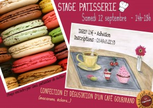 stage patisserie